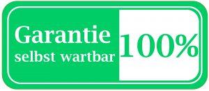 Garantie Unternehmensberatung Haage